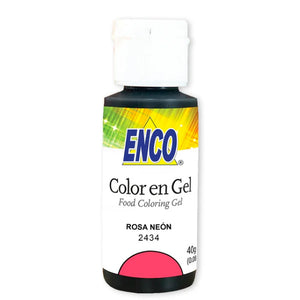Color Rosa Neon Enco