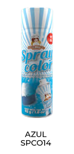 Spray Azul