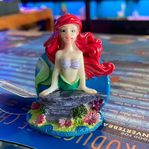 Ariel on Shell- Medium