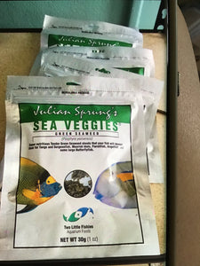 30G Green Seaweed Sheets