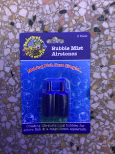 Bubble mist air Stone 2pk