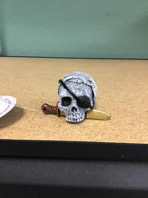 Mini Pirate Skull