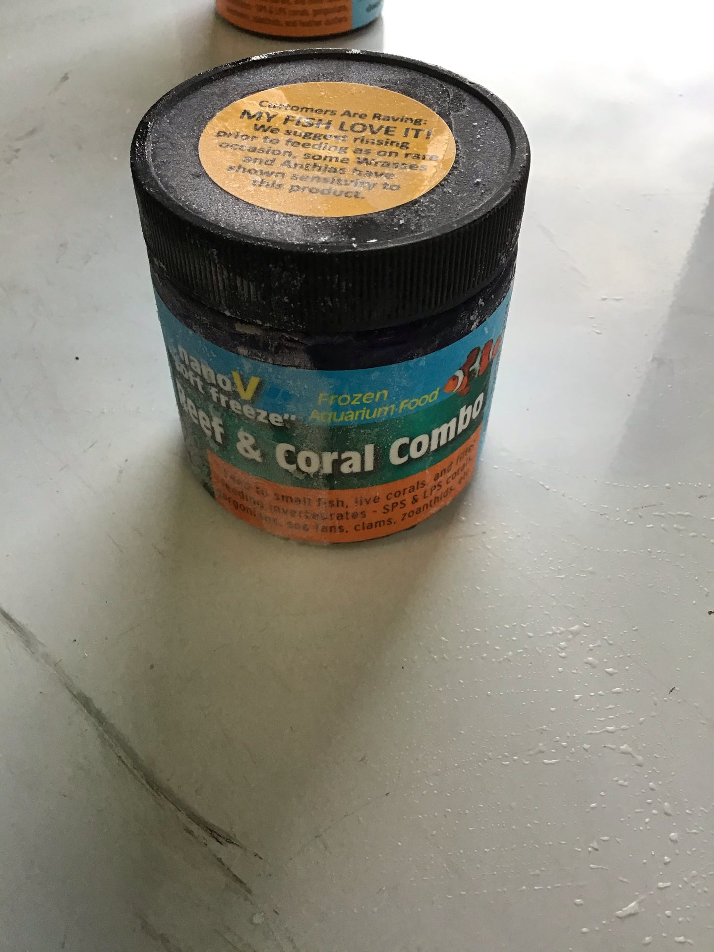 Reef and Coal combo 4oz