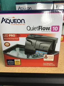 Aqueon 10 quiet flow