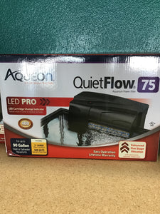 Aqueon 75 quiet flow