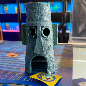 Squidwards Tiki Hut