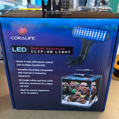 Coralife Clip on Led light