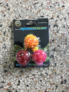 3 Pack of colored balls