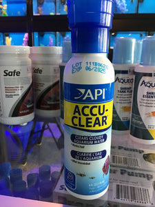 API Accu Clear 4oz