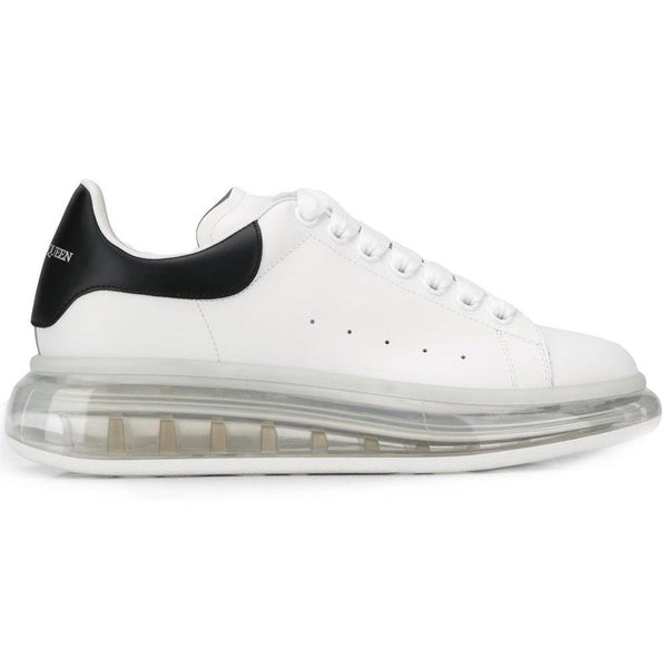 Alexander McQueen Bubble Sole Trainers (White)