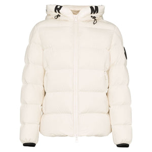 Moncler Dubois Padded Jacket (White)