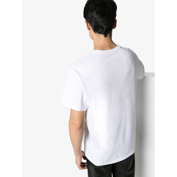 Givenchy Flocked Logo T-shirt (White)