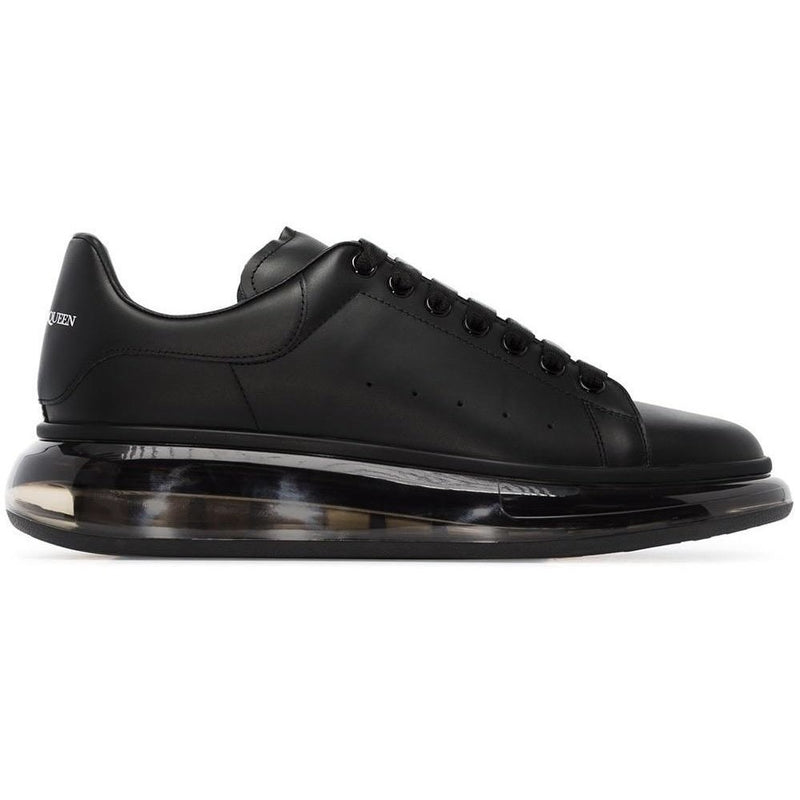 Alexander McQueen Bubble Sole Trainers (Black)