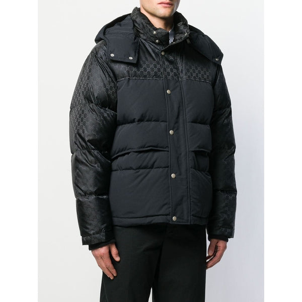 Gucci GG Padded Jacket (Black)