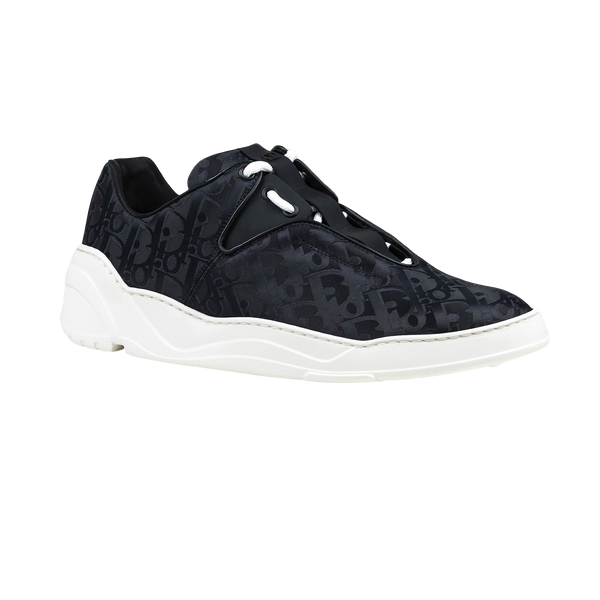 Dior B17 Oblique Trainers (Black)