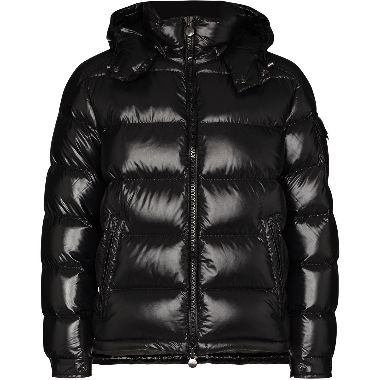 Moncler Maya Padded Jacket (Black)