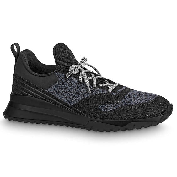 Louis Vuitton V.N.R Trainers (Black/Grey)