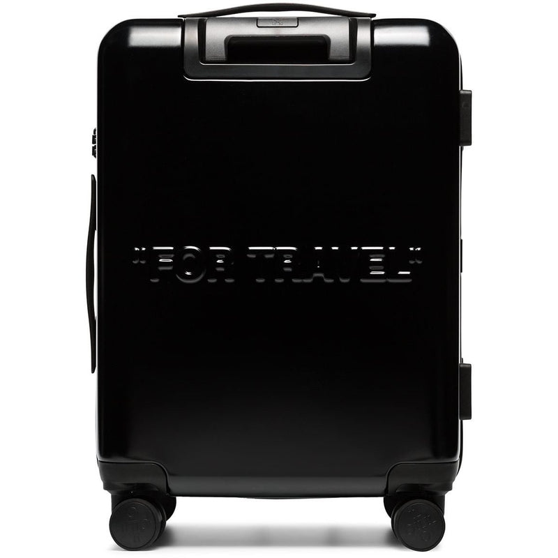 Off-White Arrows Suitcase (Black)