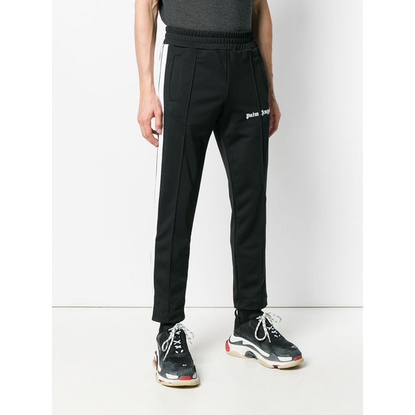 Palm Angels Classic Tracksuit Pants (Black/White)