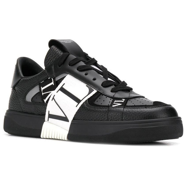 Valentino VL7N Trainers (Black/White)