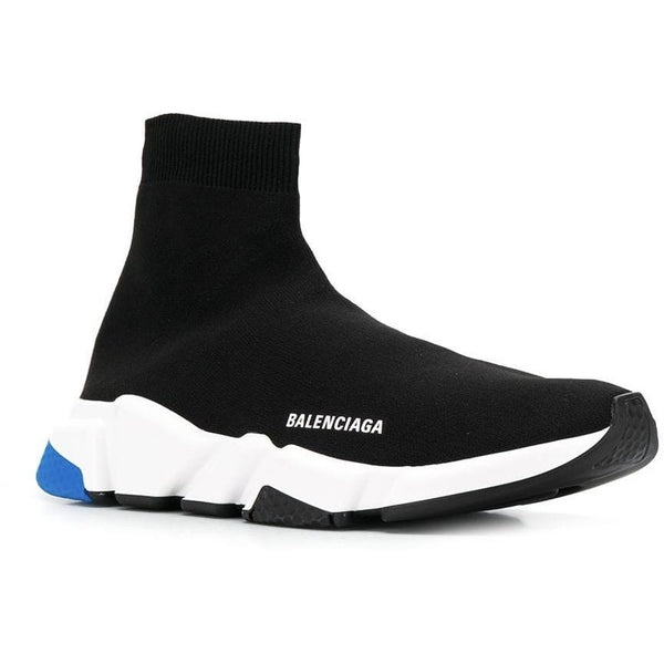Balenciaga Speed Trainers (Black/Blue)