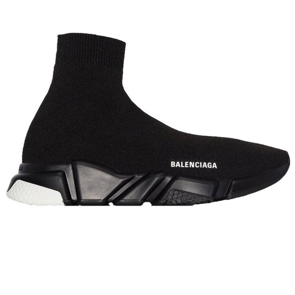 Balenciaga Speed Sock Trainers (Black/White)