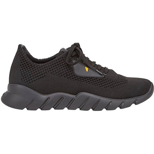 Fendi Bag Bugs Mesh Trainers (Black)