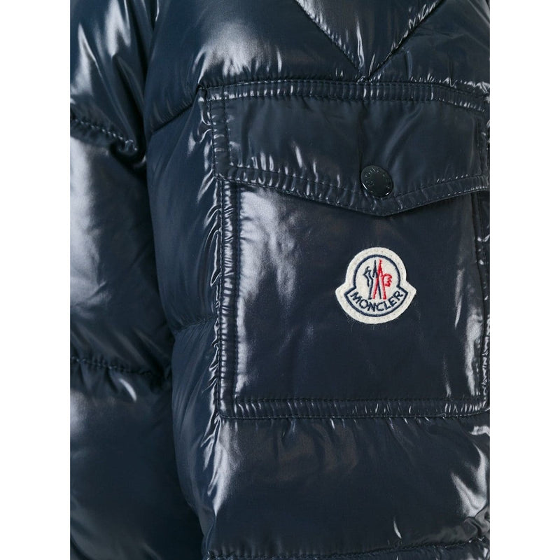 Moncler Maya Padded Jacket (Navy)