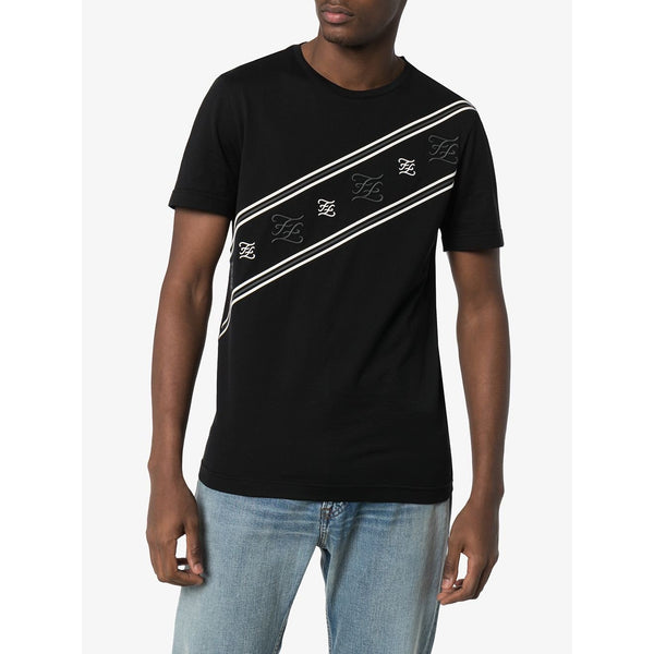Fendi Karligraphy T-shirt (Black)
