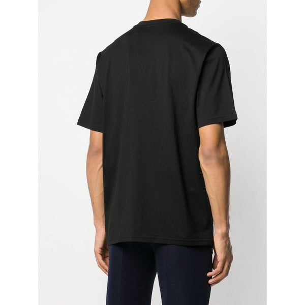 Burberry Logo Print T-shirt (Black)