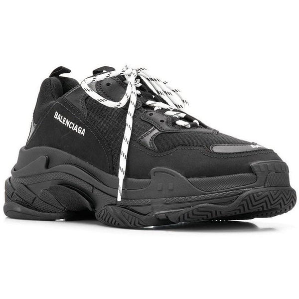 Balenciaga Triple S Trainers (Black)