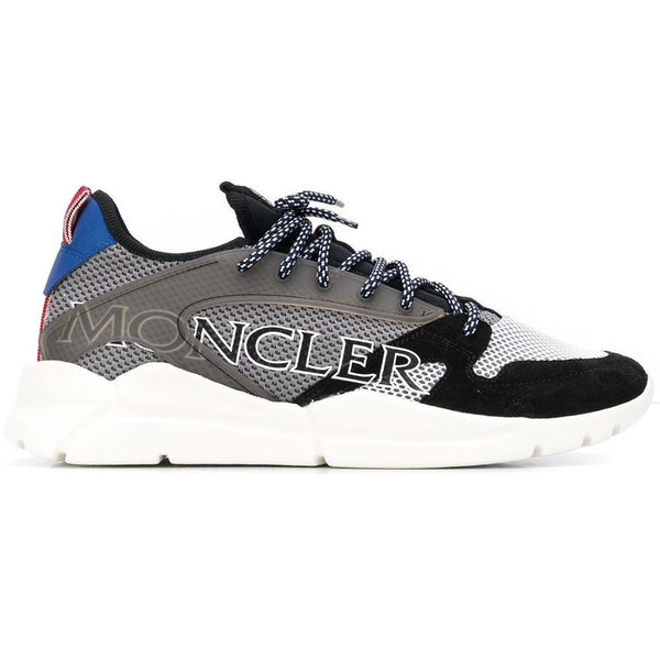 Moncler Anakin Scarp Trainers (Grey/Blue)