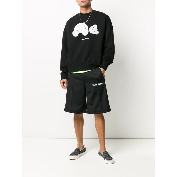 Palm Angels Kill The Bear Jumper (Black/Grey)