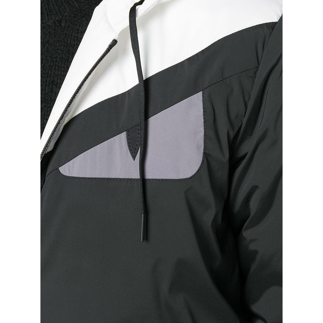 Fendi Reversible Bug Eyes Jacket (Black/White)