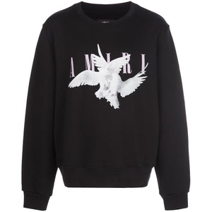 Amiri Dove Print Jumper (Black)