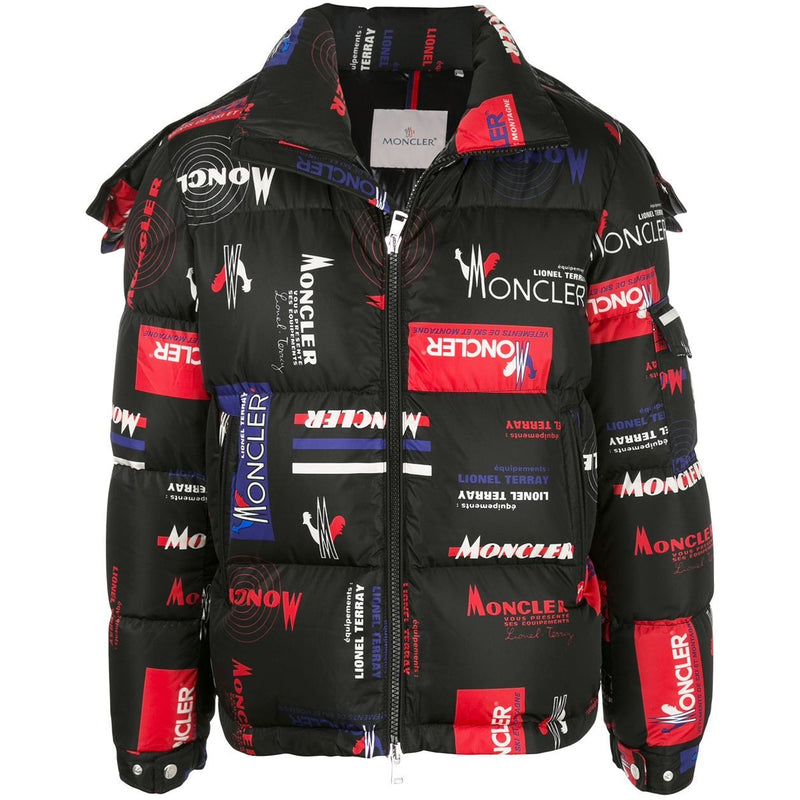 Moncler Wilson Puffer Jacket (Multicoloured)