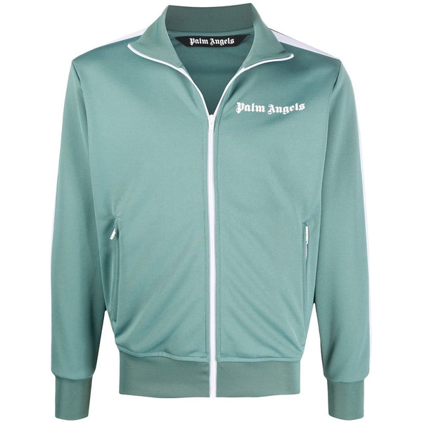 Palm Angels Tracksuit Jacket (Mint Green)