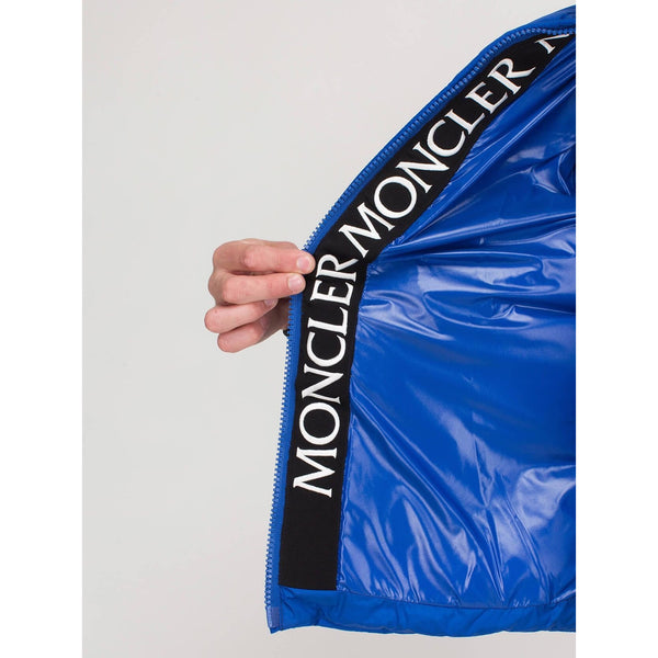Moncler Montcla Padded Jacket (Blue)