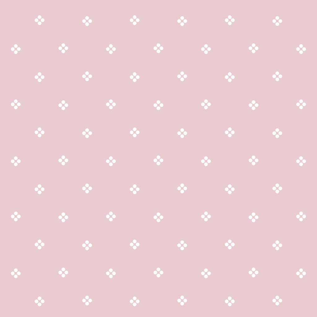 Anna Pink Self Adhesive Wallpaper