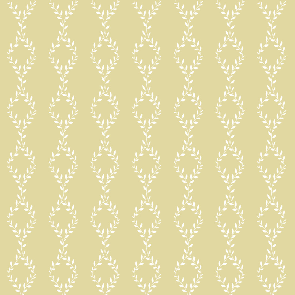 slef adhesive wallpaper beige yellow white leaves