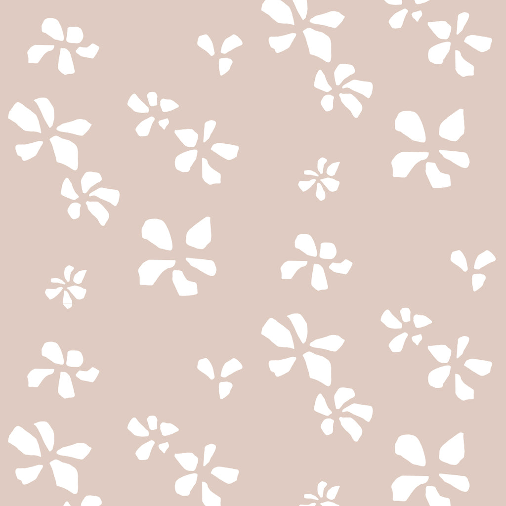 Klara Beige Self Adhesive Wallpaper