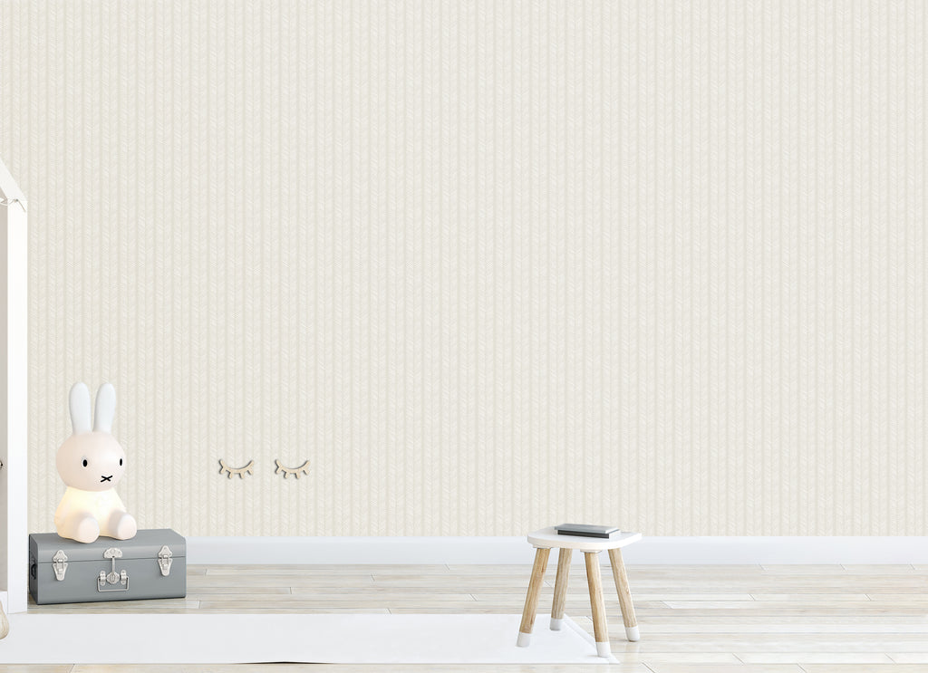 Harry Beige Self Adhesive Wallpaper