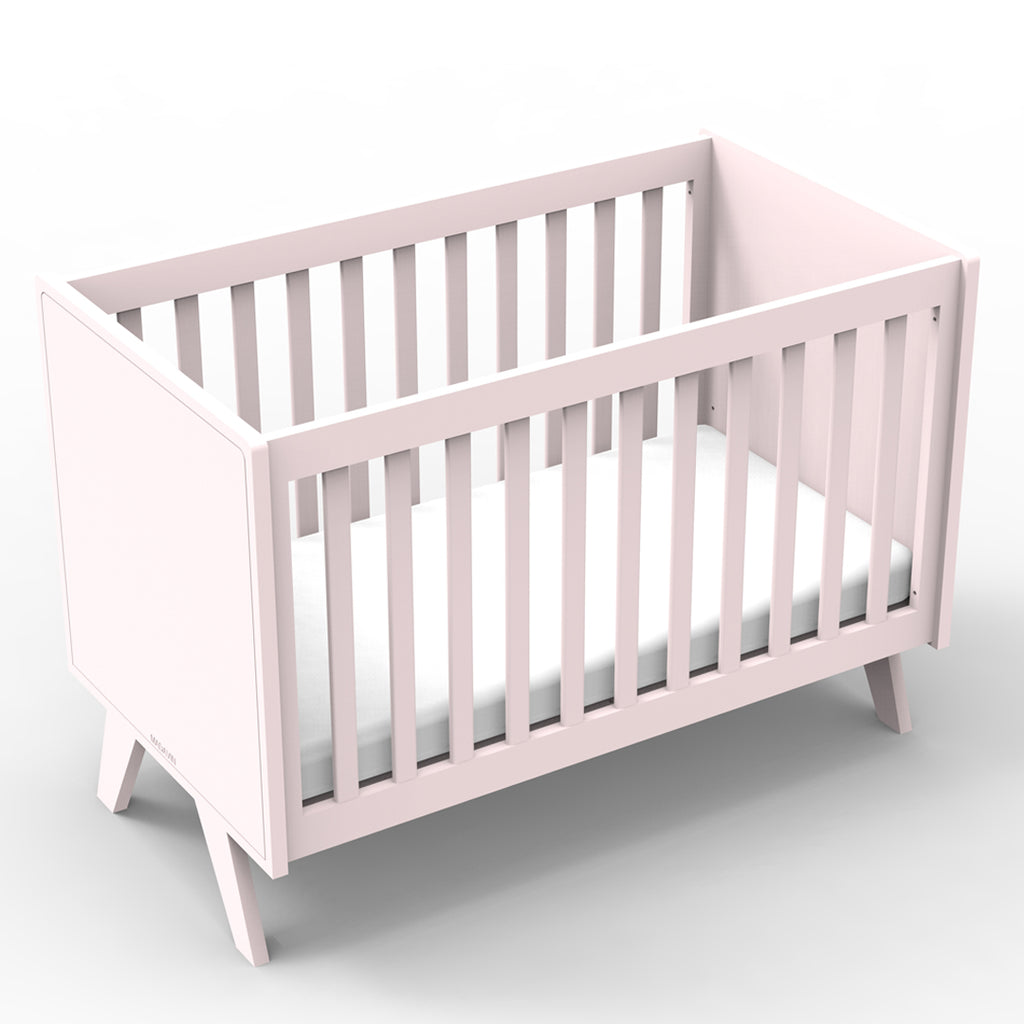 Mathy By Bols baby cot - Pale Pink