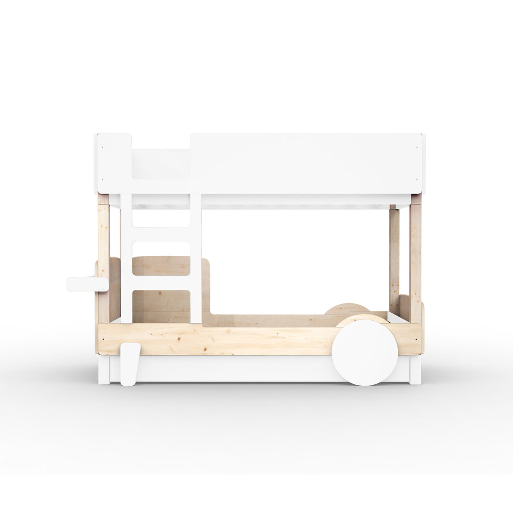 Discovery Bunk Bed Drawer White - Mathy by Bols