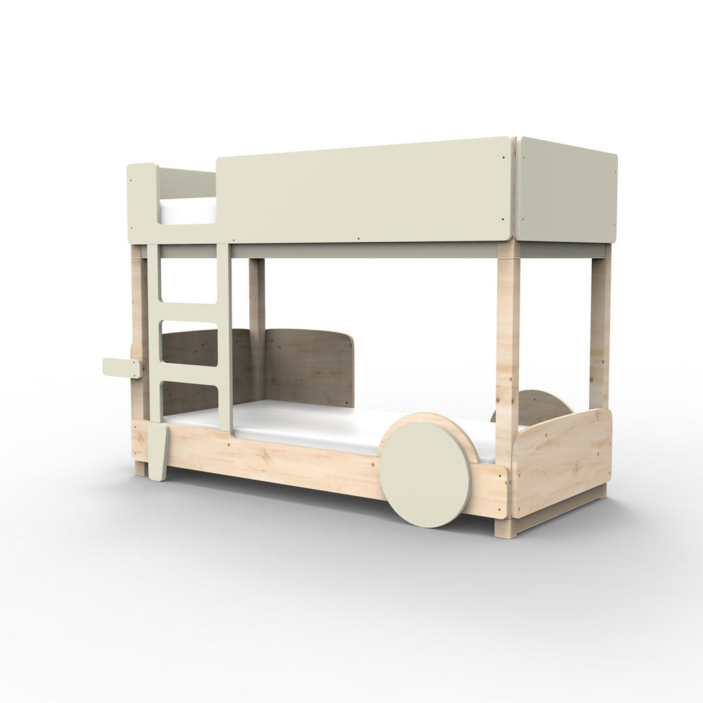 Bunk Bed Discovery No Drawer - Mathy by Bols