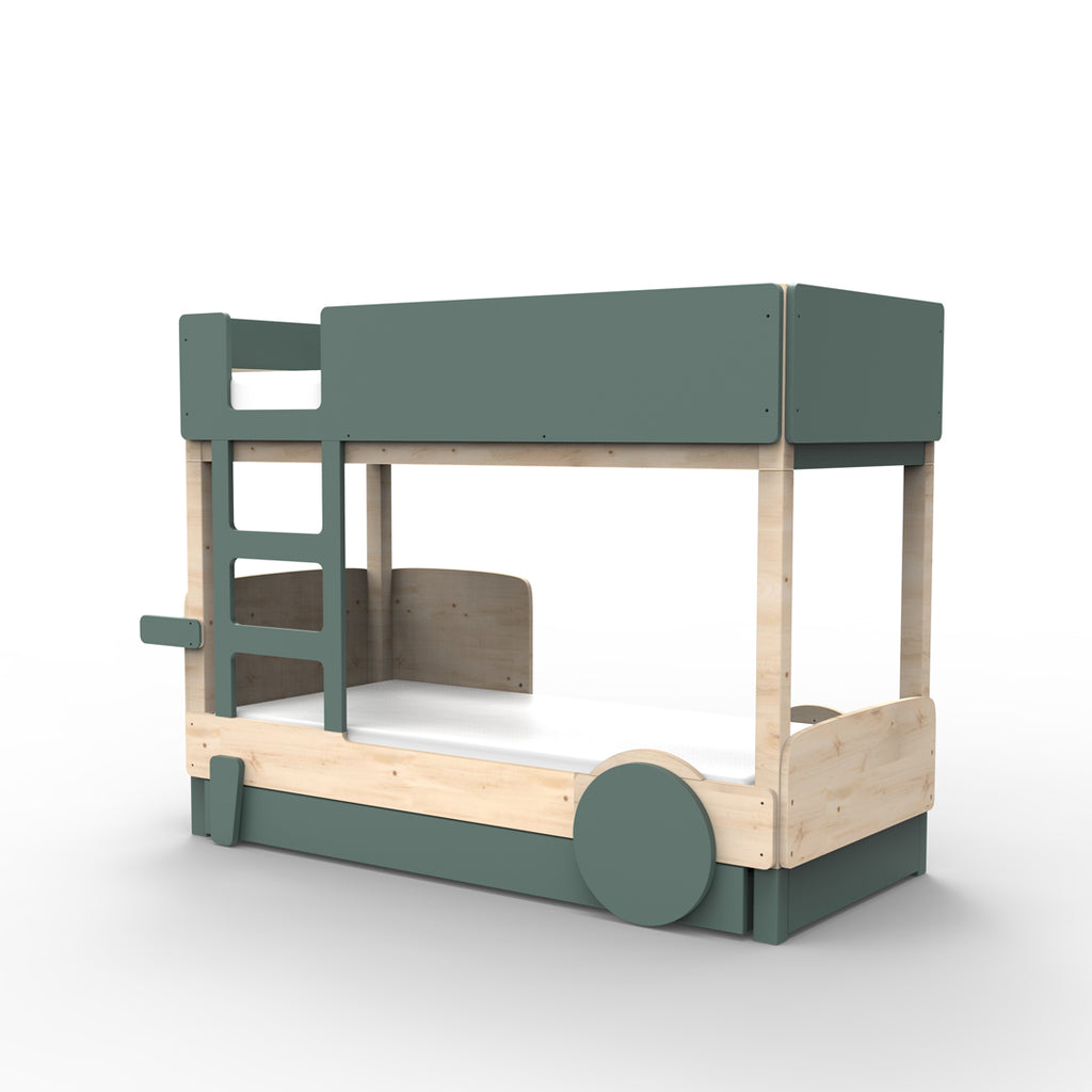 Bunk Bed Discovery with Drawer/Underbed - Mathy by Bols