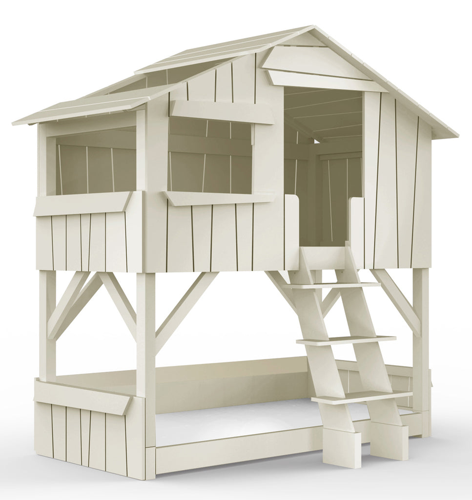 Treehouse Bunk Bed - Mathy By Bols