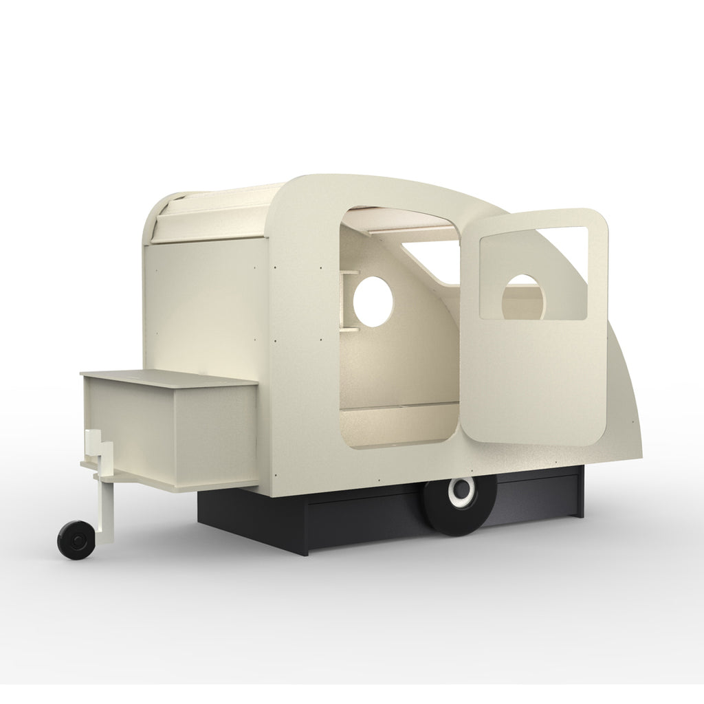 Caravan Bed Beige - Mathy by Bols