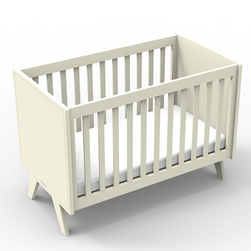 Mathy By Bols baby cot - Off White