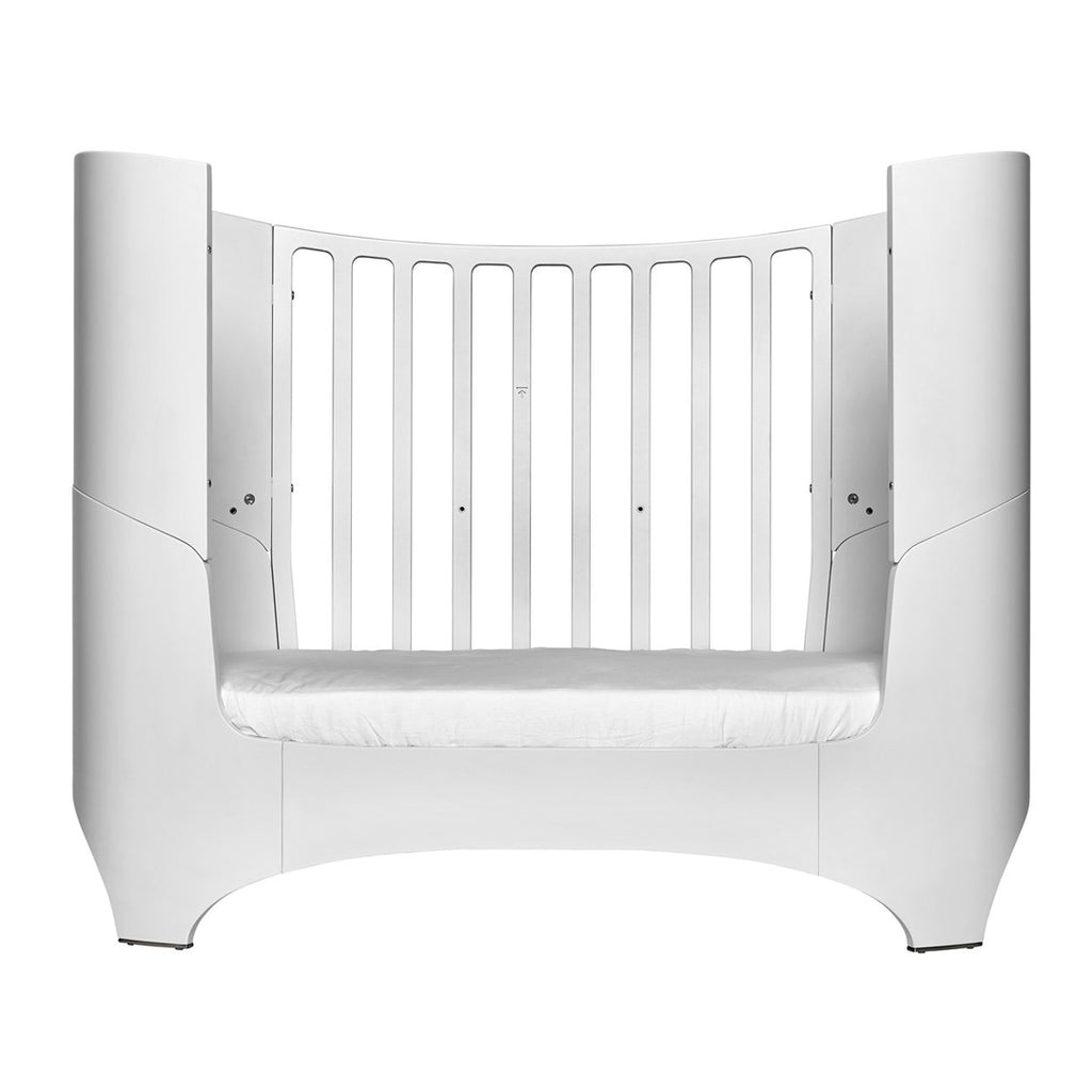 Leander convertible cot - White